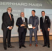 Dyrektor Generalny marki ŠKODA Bernhard Maier z tytułem Brand Manager of the Year 2017