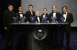 Trofeum i gromkie brawa dla kierowców ŠKODY na gali FIA w Paryżu
