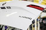 ŠKODA otwiera nową linię produkcyjną dla modelu KAROQ