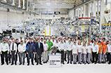 Produkcyjny jubileusz: dwa miliony skrzyń biegów DQ 200