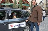 DigiLab ŠKODA AUTO wspiera innowacyjną platformę 'CareDriver'